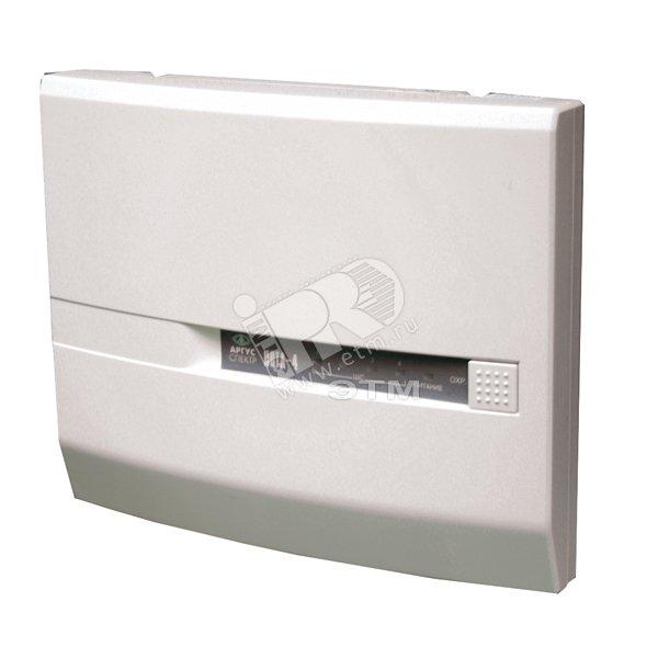 Прибор приемно контрольный охранно пожарный НОТА без  Прибор приемно контрольный охранно пожарный НОТА 4 1 без аккумулятора