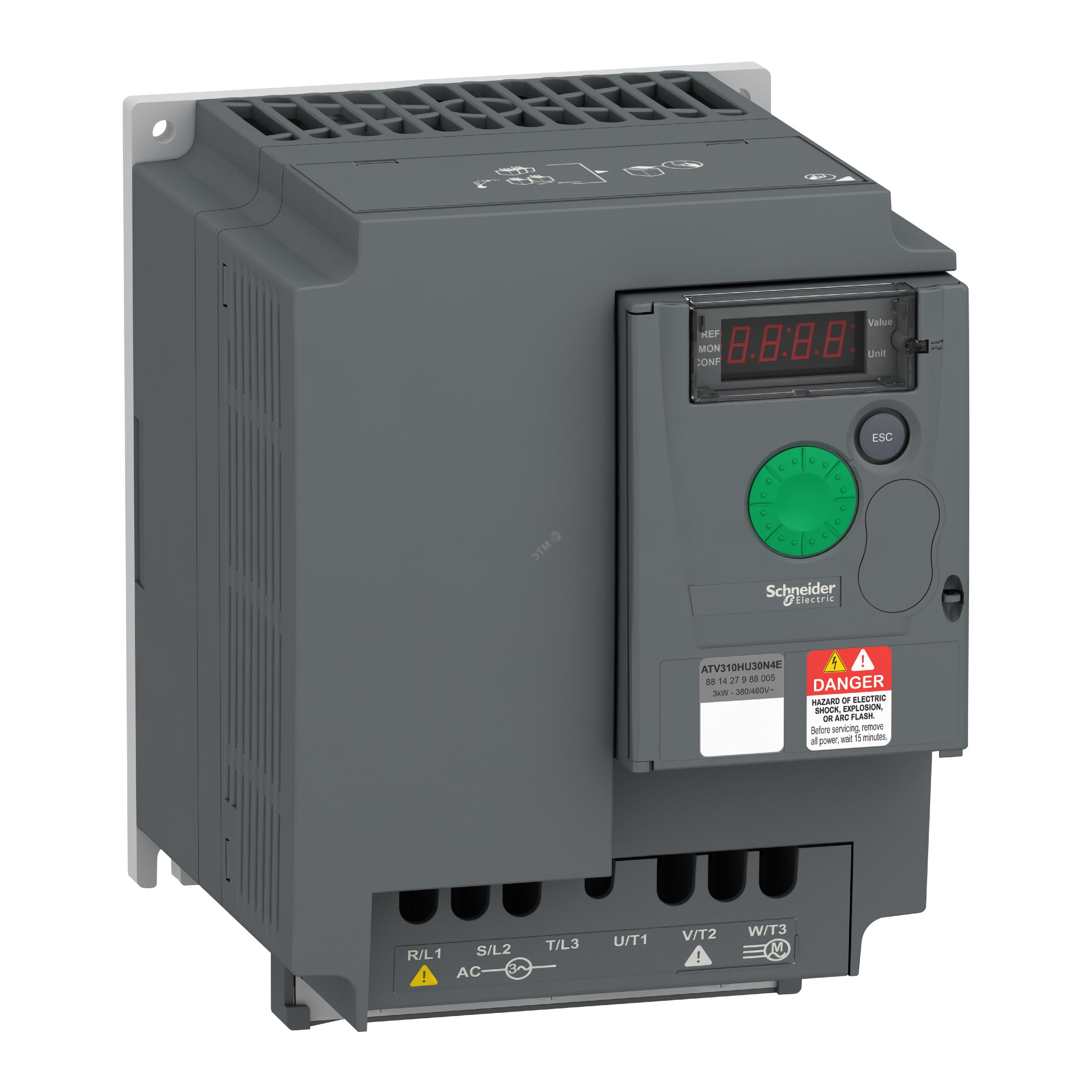 Преобразователь частоты 4,0 кВт/380В