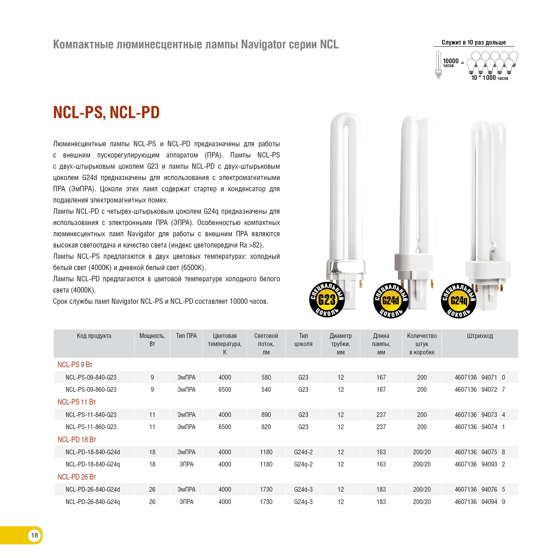 Люминесцентные лампы 18 вт схема