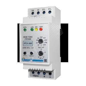 Реле тока утечки РТУ-300 (ПЛГН.991001)