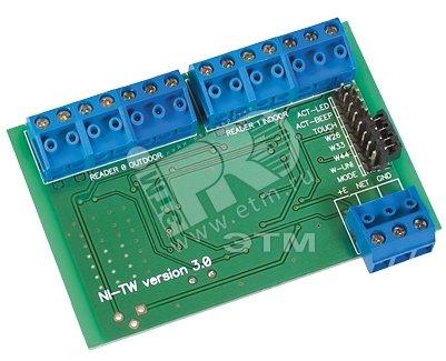 Интерфейс для подключения считывателей Touch Memory и