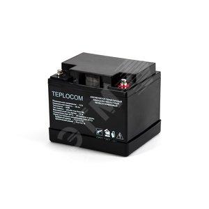 Батарея аккумуляторнаяTEPLOCOM 40Ач