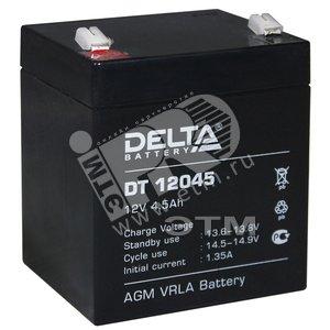 Аккумулятор DT 12В 4.5Ач