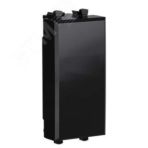 Avanti Заглушка ''Черный квадрат'' модульная, кат. 5е, 1 модульная