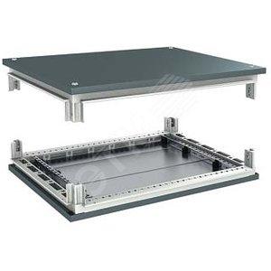 CQE Комплект крыша и основание для шкафов 800х400мм