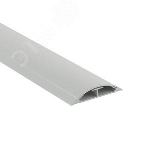 Канал напольный 50x12 серый