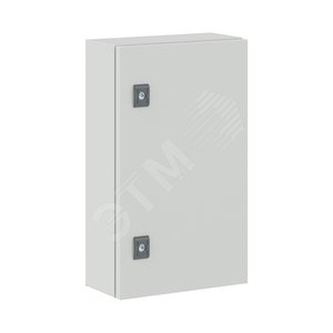 Щит с монтажной панелью ЩМП 500x300x150мм (ВхШхГ) IP65 серия ST