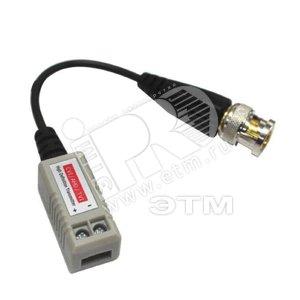 Пассивный приемопередатчик видеосигнала по кабелю UTP Giraffe GF-TP101HDTS
