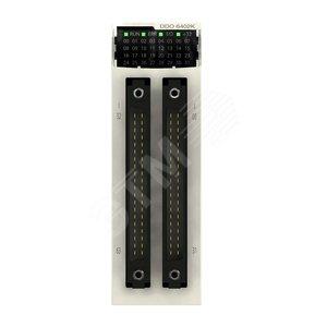 Модуль 64 входа =24В (BMXDDI6402KRU)