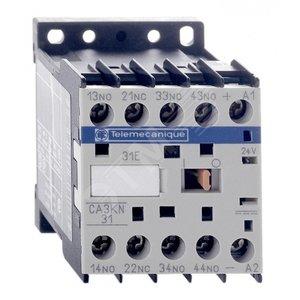 Реле промежуточное 2НО+2НЗ 220В DC винтовые зажимы (CA3KN22MD)
