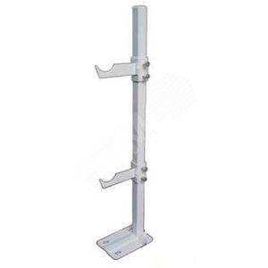 Кронштейн для радиатора напольный регулируемый 200-500 мм