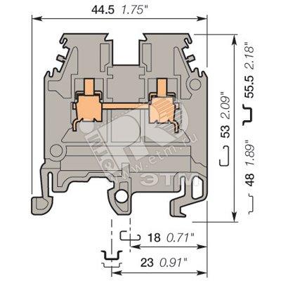 5Mm Aluminum SparkFun 5559008094 Universal Mounting Hub