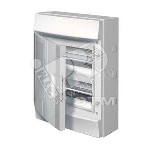 Шкаф с автоматами в сборе