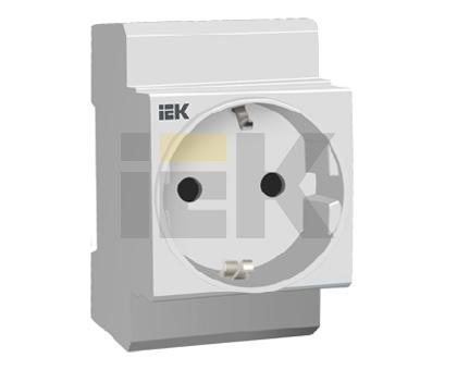 Розетка на DIN-рейку с заземлением контактов РАр 10-3-ОП (MRD10-16 ... f60142a97cb