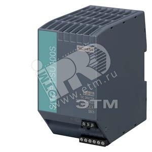 SITOP PSU100S 24V/10A Блок питания стабилизированный вход: 120/230В AC выход: 24В DС