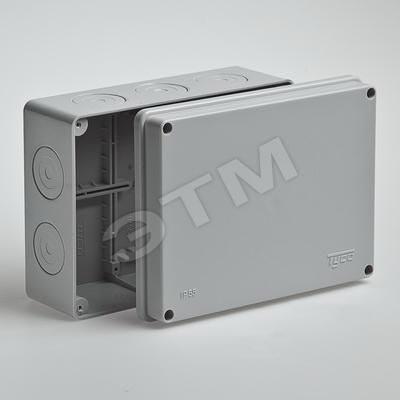 Коробка электромонтажная tyco