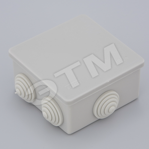 TYCO Коробка распределительная 85х85x40мм IP54