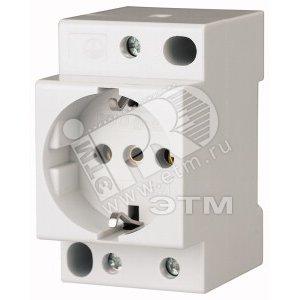 8b5f2668ed8e Розетка штепсельная 2,5 модуля, Z-SD230 EATON купить цена