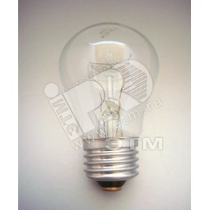 Лампа накаливания ЛОН 95вт Б-230-95-4 Е27 (Колба А50)