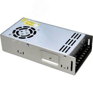 Драйвер светодиодный LED 350w 12v (LB009)